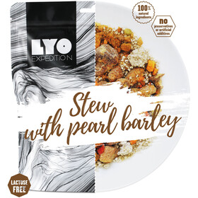 Lyofood Pork Stew with Pearl Barley Big Pack 112g
